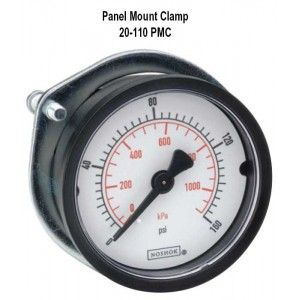 Pressure Gauge Panel Mount - 15.110.PMC