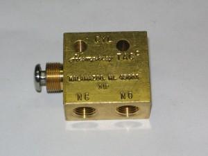 Humphrey 3 Way Push Button TAC Valve