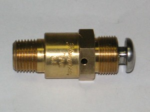 Humphrey Push Button TAC Valve
