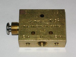 Humphrey Push Button TAC Valve 41P