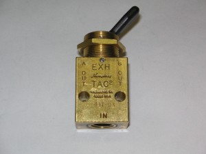Humphrey Toggle TAC Valve 41T-D3