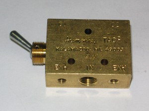 Humphrey Toggle TAC Valve 41V
