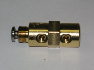 Humphrey Push Button TAC Valve 42P