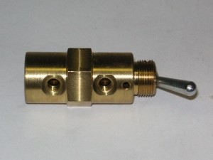 Humphrey Toggle TAC Valve 4V