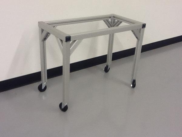 80/20 Extrusion Cart