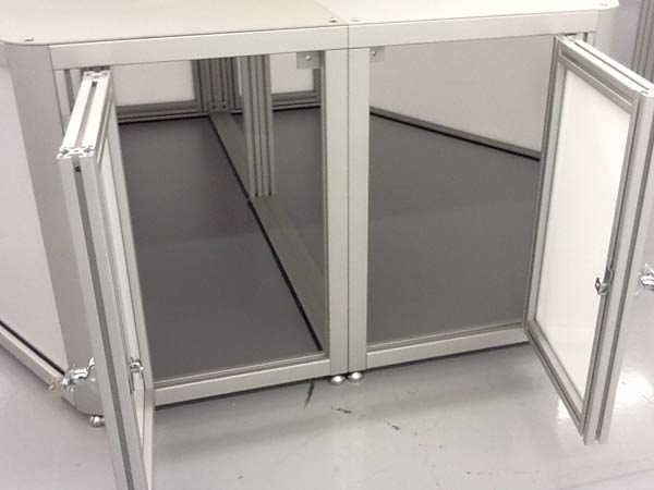 80 20 Extrusion Enclosures Fixtures Amp Carts From Air