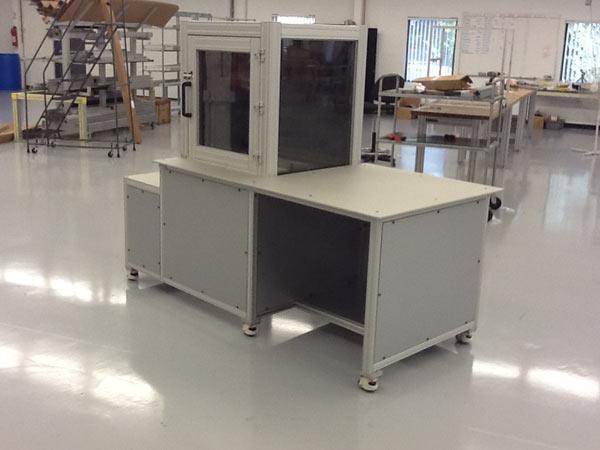 Aluminum Extrusion Work Station