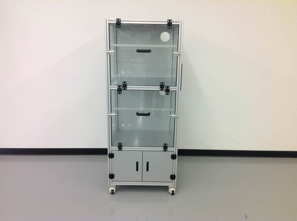 Pneumatic Enclosure