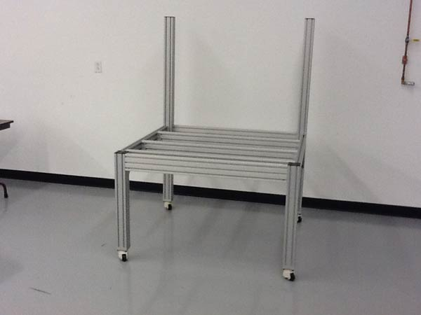 80/20 Extrusion Stand