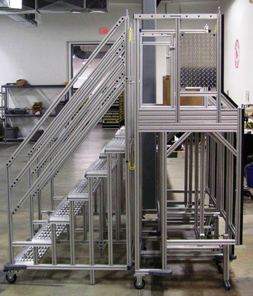 Comprehensive 80/20 Workstation