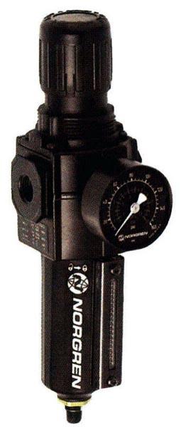 Norgren Filter Regulator B74g 4ak Ad3 Rmg Air Inc
