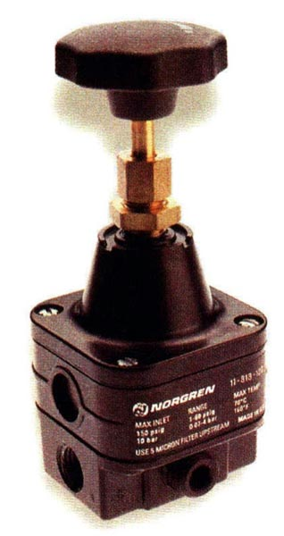 Air Pressure Regulator 11 018 110 High Pressure Air Inc