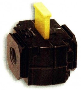 Excelon T72E Series 2AA P1N Lockout Valves