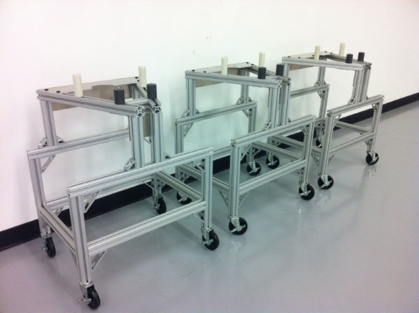 80/20 Extrusion Work Stations