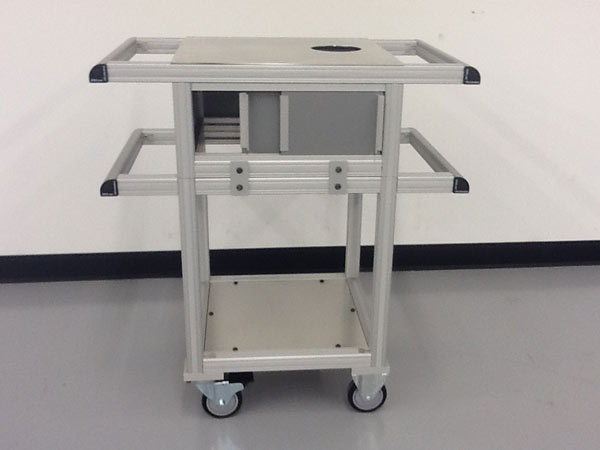 80/20 Extrusion Work Station