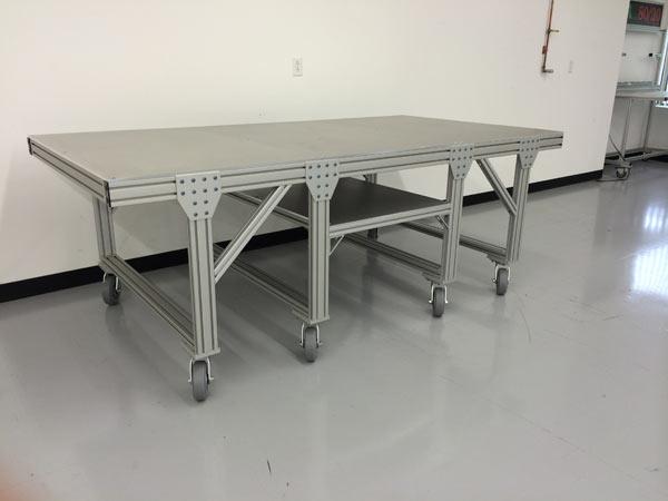 80/20 Work Station Assembly
