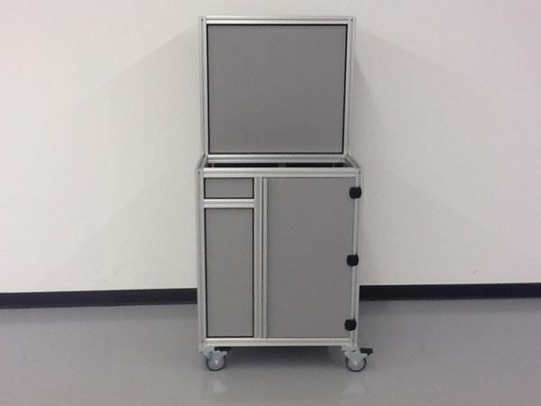 Aluminum Extrusion Stand