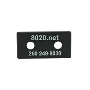 80/20 End Cap 2025