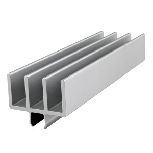 T-Slotted Extrusion Panel Tracks 22101