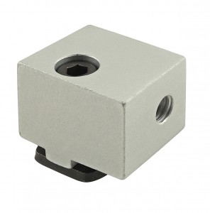 T-Slotted Panel Mount Block 2425