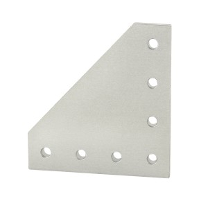 7 Hole 90 Degree Joining Plate - 4152