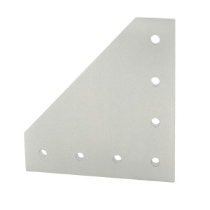 7 Hole 90 Degree Joining Plate