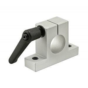 t-Slotted Extrusion Stanchions Quick Clamp 5370