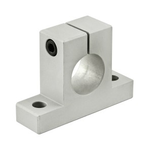 T-Slotted Stanchion Single Base 5870