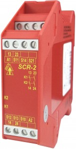 Safety Relay SCR-2