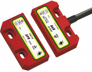 Magnetic SPR Idem Safety Switch