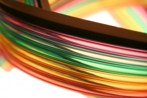 Multicolored Pneumatic Tubing