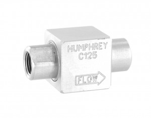Humphrey Check Valve C125