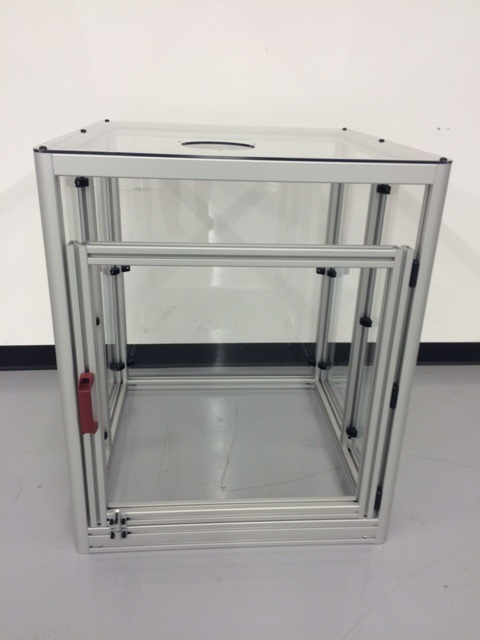 80  20 Extrusion Enclosures  Fixtures And Carts
