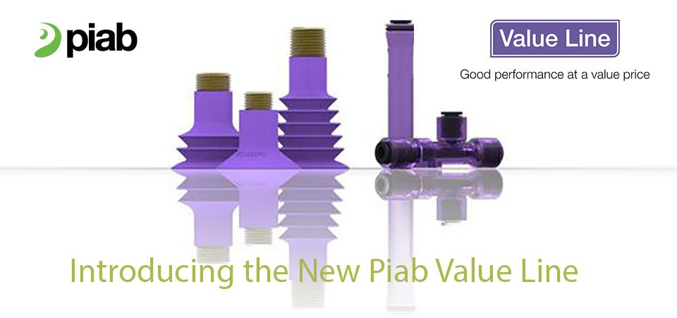 Piab Value Line Banner