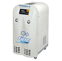 Nitrogen Generator with Air Compressor System