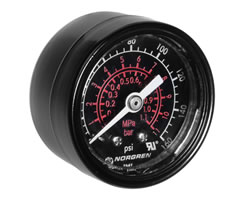"NORGREN Air Pressure Gauge 1/8"" - 18-013-203"